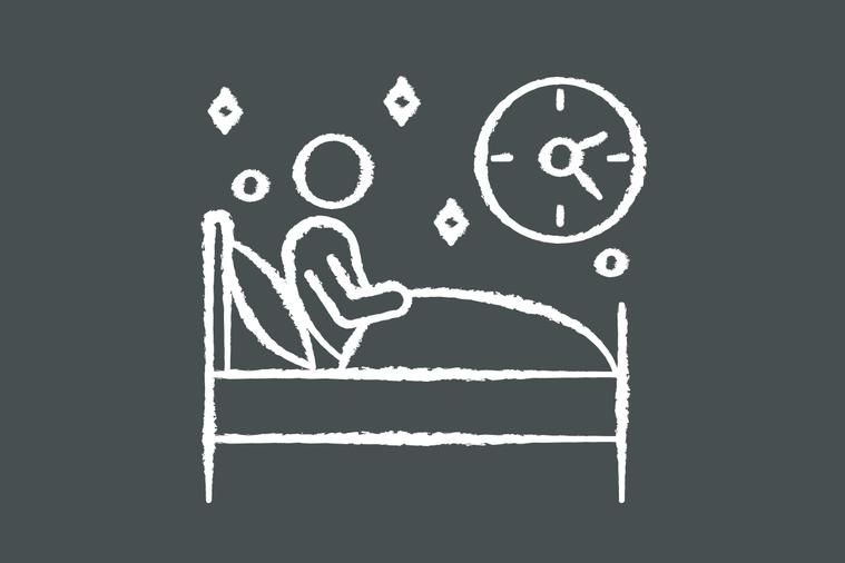 大多數失眠患者都沒有恐慌症,白天也不會憂心忡忡,但很多人都有同樣的感受,說自己白...