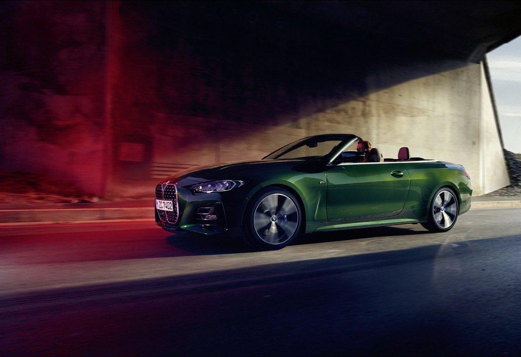 為延續全新BMW 4系列的熱潮並乘勝追擊,BMW總代理汎德針對熱愛自由的靈魂推出...