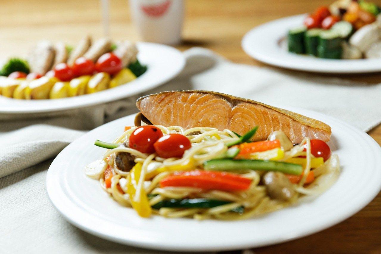 鮭魚富含Omega-3,對於慢性發炎、保護心血管有不錯的幫助。 圖/陳軍杉 攝影