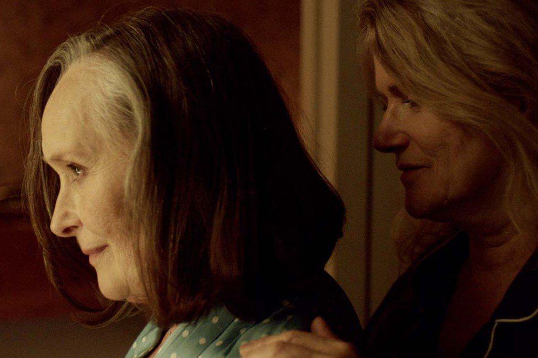 《兩人之間》劇照。 圖/IMDb