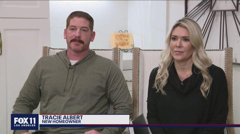 加州夫妻買房一年後仍無法搬進新居。圖/取自foxla