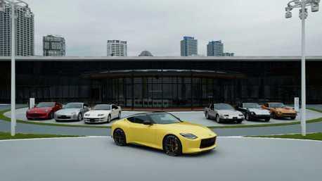 不叫400Z了?全新400匹馬力Nissan Z售價要比2.0T Supra還要便宜!