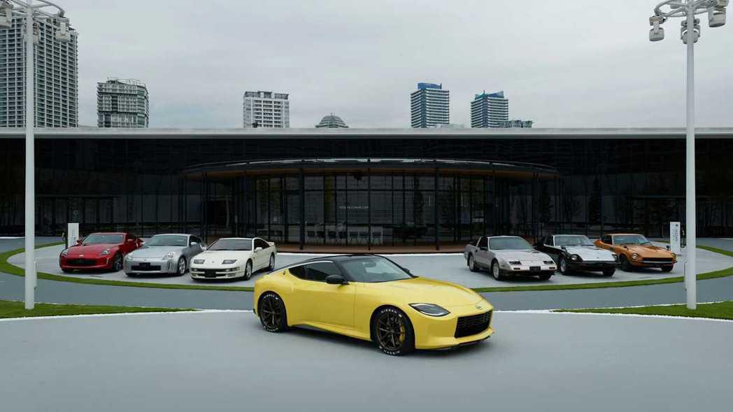 傳海外版本正名Nissan Z,日規則繼續稱為Fairlady Z。 摘自Nis...