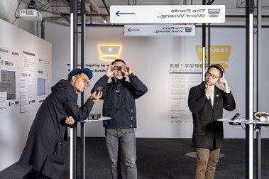 justfont團隊最新力作《怎辦!字型怪怪的?》主題展,即日起於松菸台灣設計館01、02 展區登場。 圖/台灣設計研究院提供