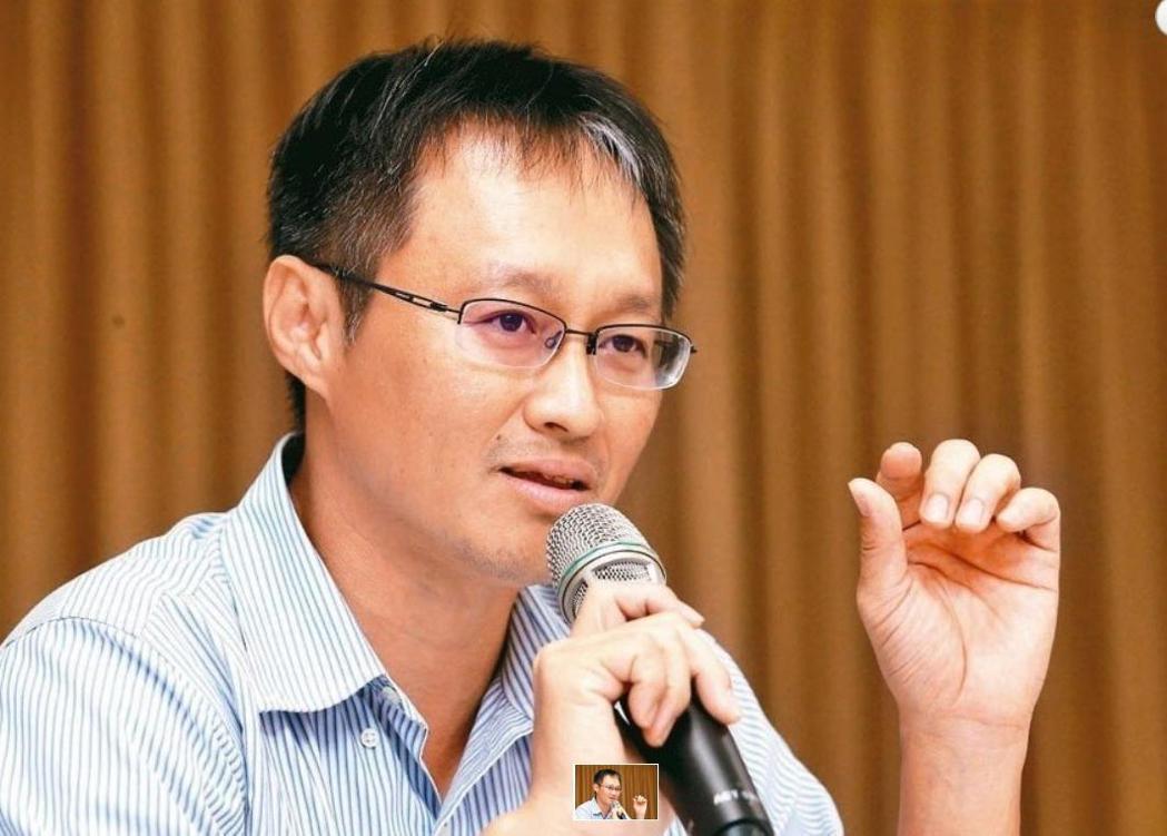 群聯董事長潘健成。本報資料照片