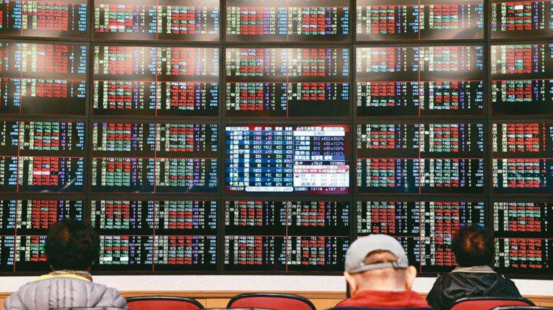 台股。圖/聯合報系資料照片