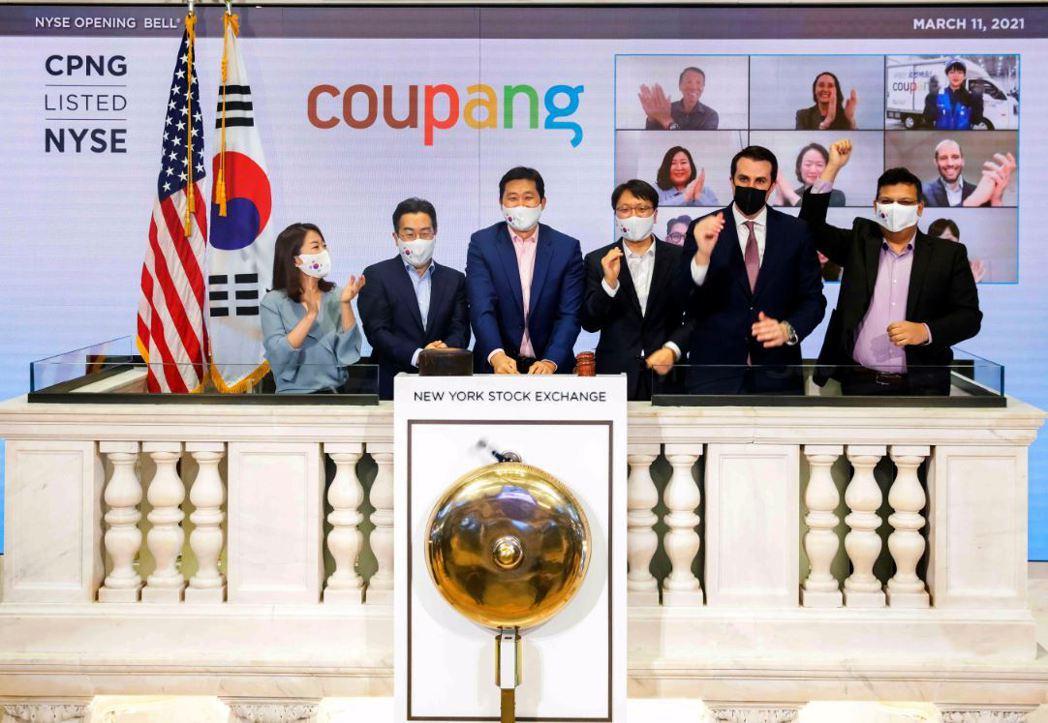 有南韓亞馬遜之稱的Coupang是繼2014年阿里巴巴後,亞企最大赴美上市案,它...