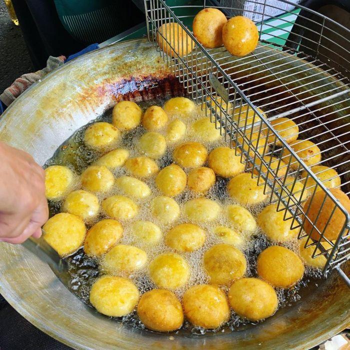 椪嫂番薯椪。 圖/IG, mycutekiki