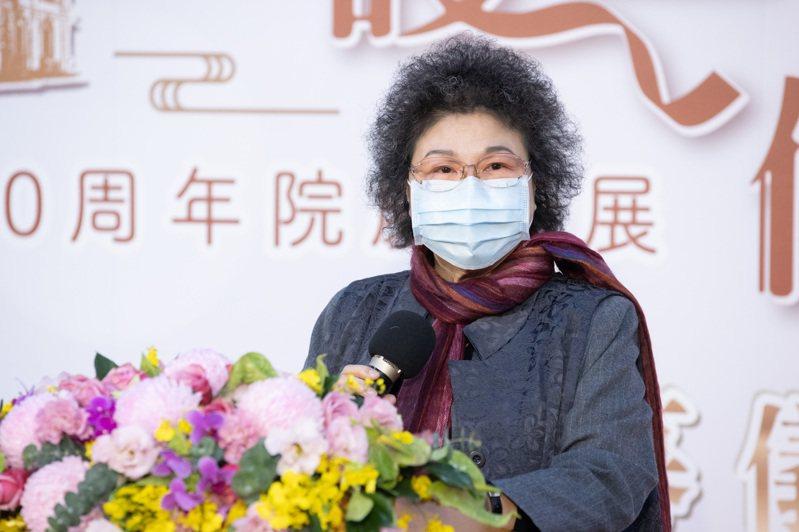 監察院長陳菊。本報資料照片,記者季相儒/攝影