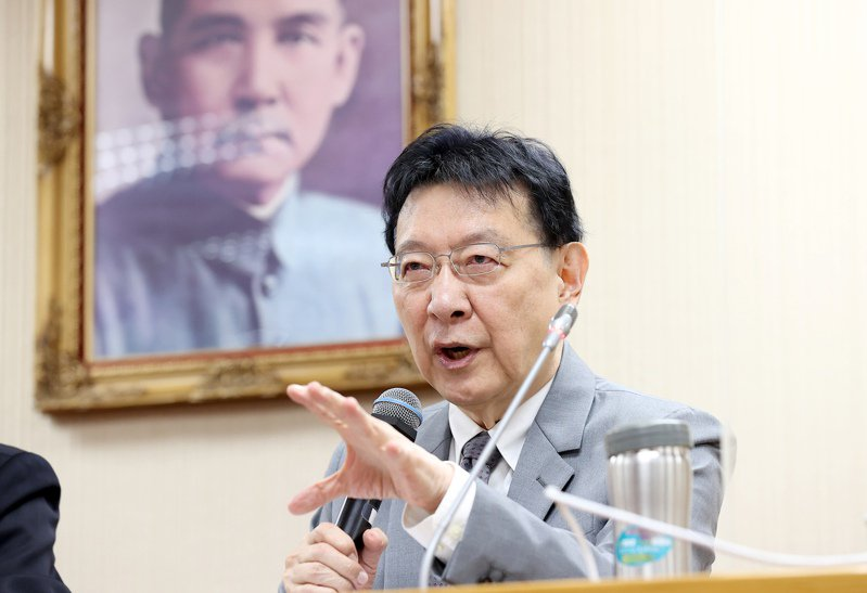 中廣董事長趙少康敲定4月28日到國民黨中常會做專題演講。圖/聯合報系資料照片