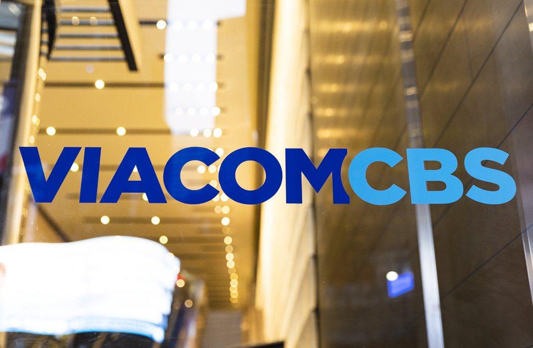 美國ViacomCBS股價上周重挫逾20%。(美聯社)