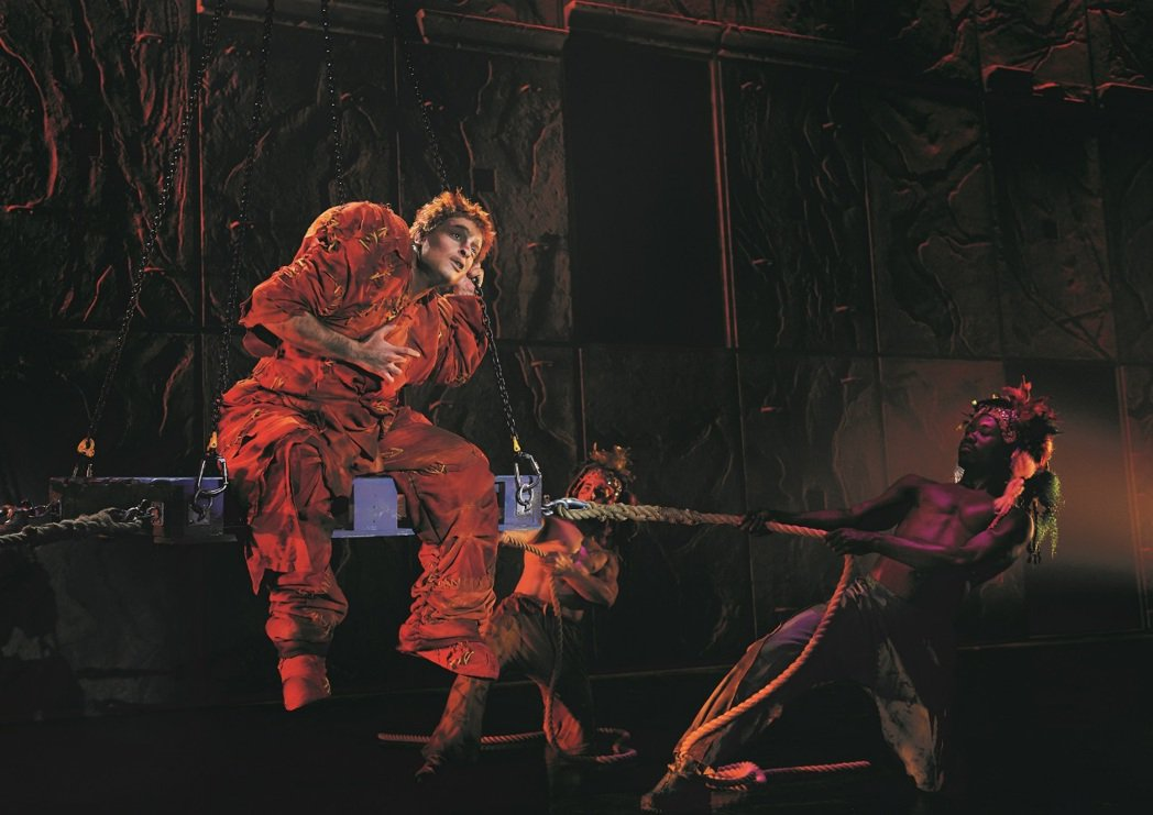 《鐘樓怪人》音樂劇來台演出。 圖/聯合數位文創提供