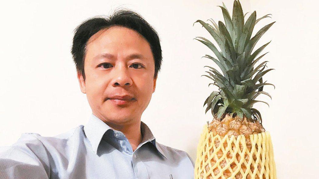 台南市容愛關懷服務協會社會創新社長甘士照。  圖/甘士照 提供