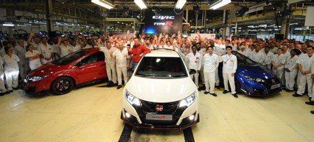 Honda英國工廠找到下一任買主了!今年7月英製Civic確定停產