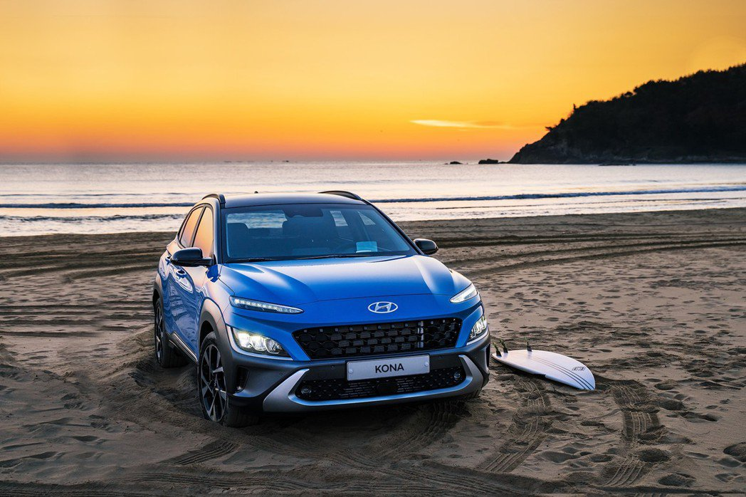 Hyundai Kona確定於4月中停產一週,預計當週的產能將損失約6,000輛...