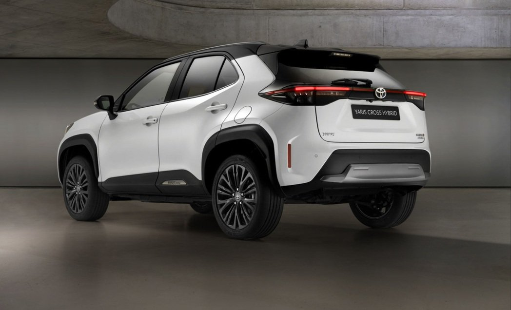 Toyota Yaris Cross Adventure。 圖/Toyota提供