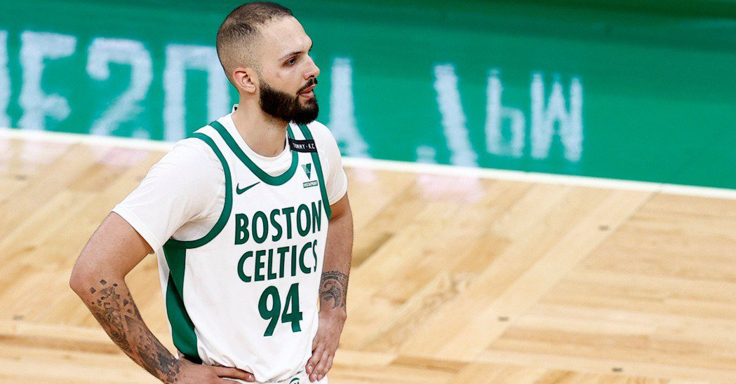 Shameful record goes down in history, Fernier's first green shirts come to an end in a shame |  NBA Taiwan-NBA Taiwan |  United News