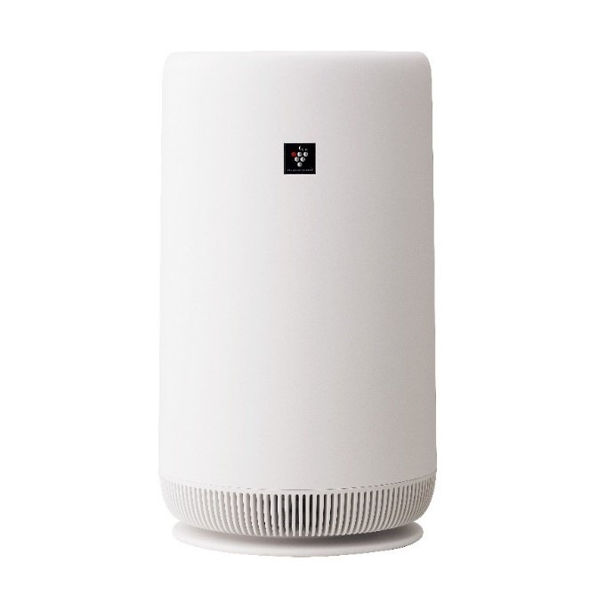 搭載自動除菌離子技術的「Baby SHARP 360°呼吸 圓柱空氣清淨機(FU...