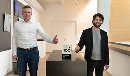 2021 年,Hansgrohe 集團仍是中型企業的創新領導者之一。企業傳訊副總...