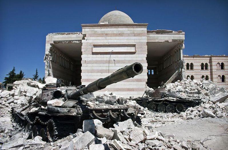 美國務卿布林肯呼籲聯合國安理會重啟敘利亞邊界,但遭到俄國反批人權問題政治化。(Photo by Christiaan Triebert on Wikimedia under CC 2.0)