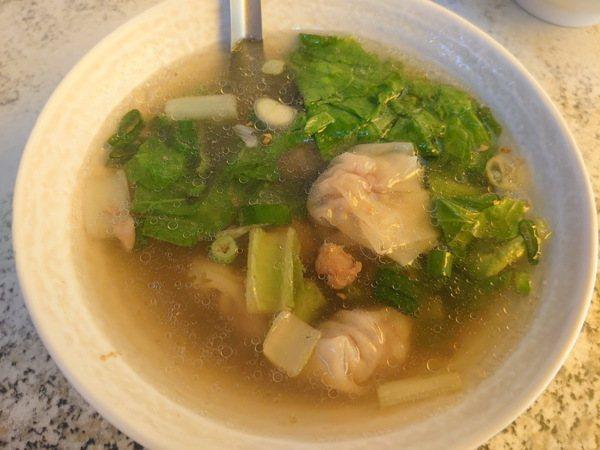和社-飯麵小吃(餛飩湯)