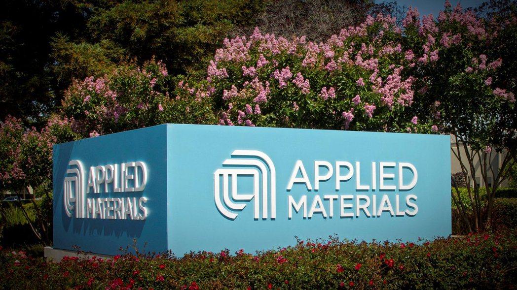 半導體設備龍頭應用材料(Applied Materials)。(路透)