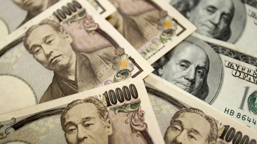 日圓兌美元匯率今年貶值逾6%。(路透)