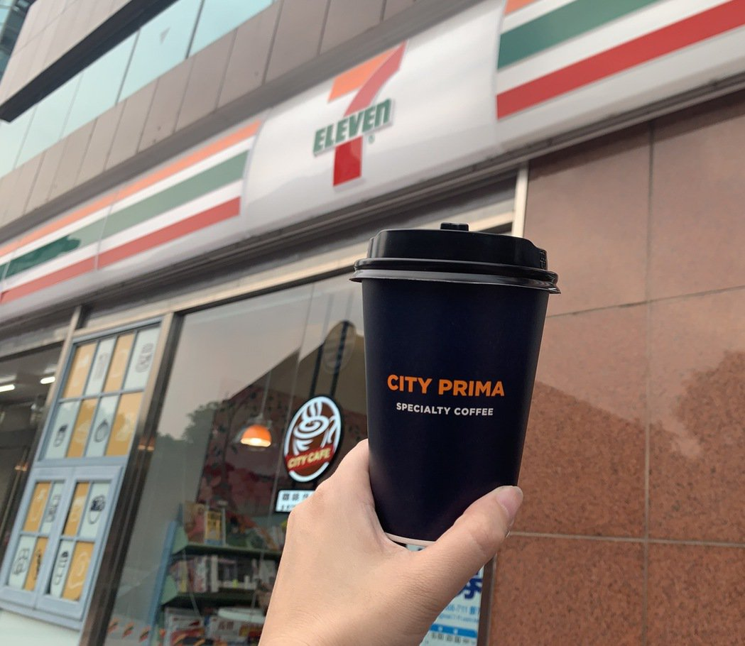 7-ELEVEN「CITY PRIMA精品咖啡」已近3,200店,去年銷售量更較...