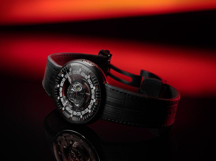 KROSS STUDIO Death Star™ 陀飛輪腕表,480萬元,全世界...