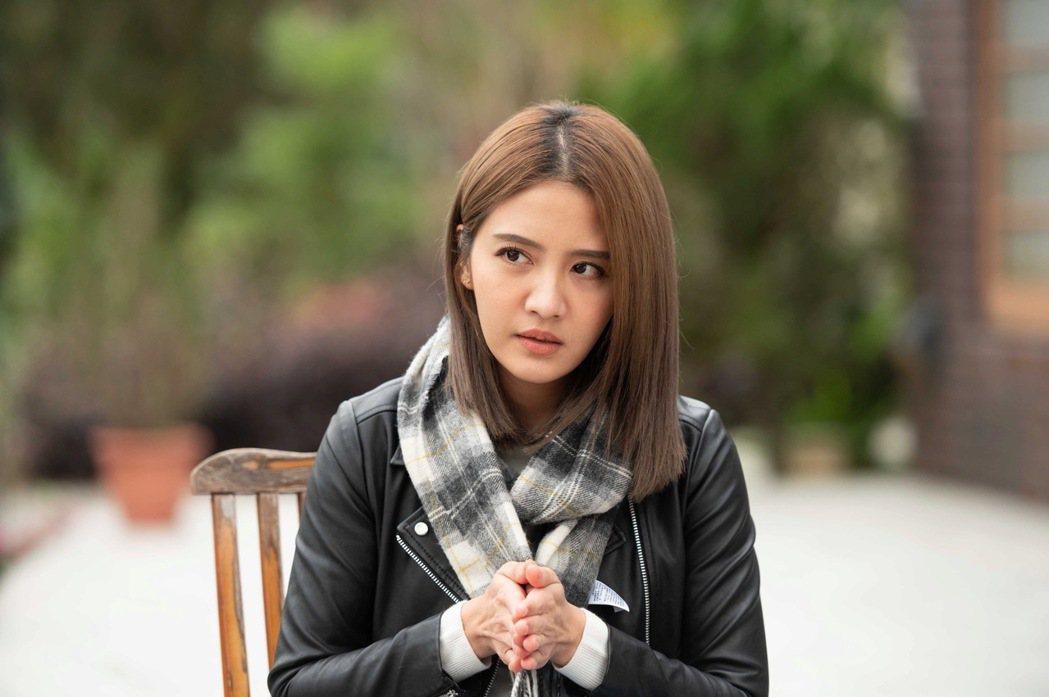 李宣榕謝謝一路支持的鐵粉。圖/TVBS提供