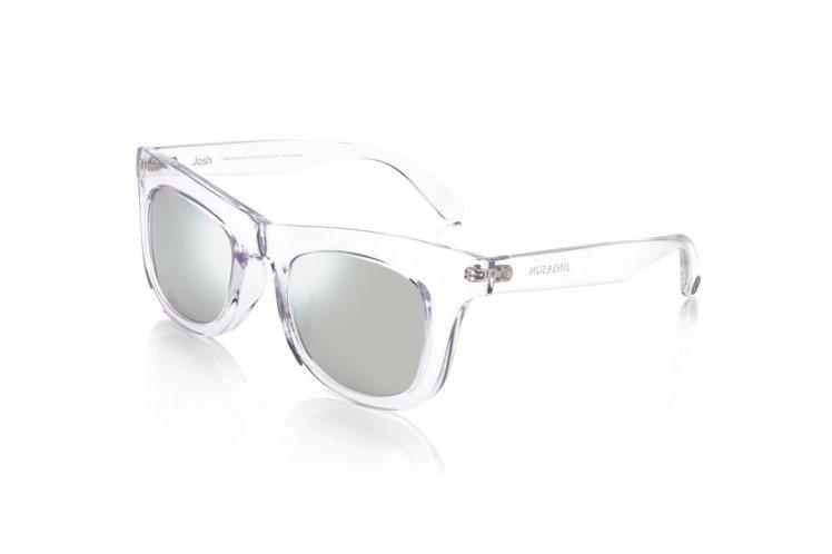 JINS&SUN LAUNCH系列墨鏡2,480元。圖/JINS提供