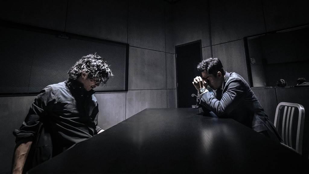 甄子丹、謝霆鋒合演「怒火」終於定檔暑假上映。圖/華映提供