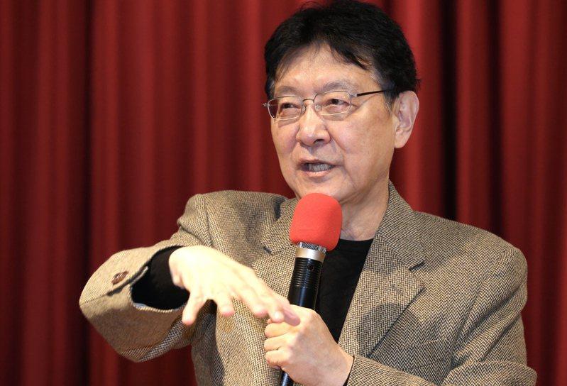 中廣董事長趙少康4月28日將赴國民黨中常會專題演講,他希望全程開放,並強調自己不會失控,「沒有人會失控,我相信中常委也不會失控」。圖/聯合報系資料照片