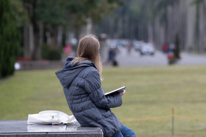 青少年憂鬱風暴不只席捲台灣,近年來世界各國也面臨同樣問題。記者季相儒/攝影