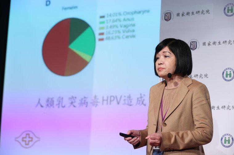 林口長庚醫院副院長賴瓊慧指出,防治子宮頸癌等婦癌,需建立女性多年齡世代HPV疫苗...