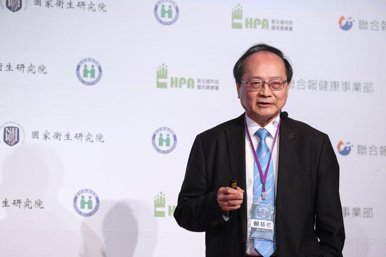 台灣癌症基金會執行賴基銘指出,台灣十大癌症有8個與肥胖有關,6至7成的癌前病變可...