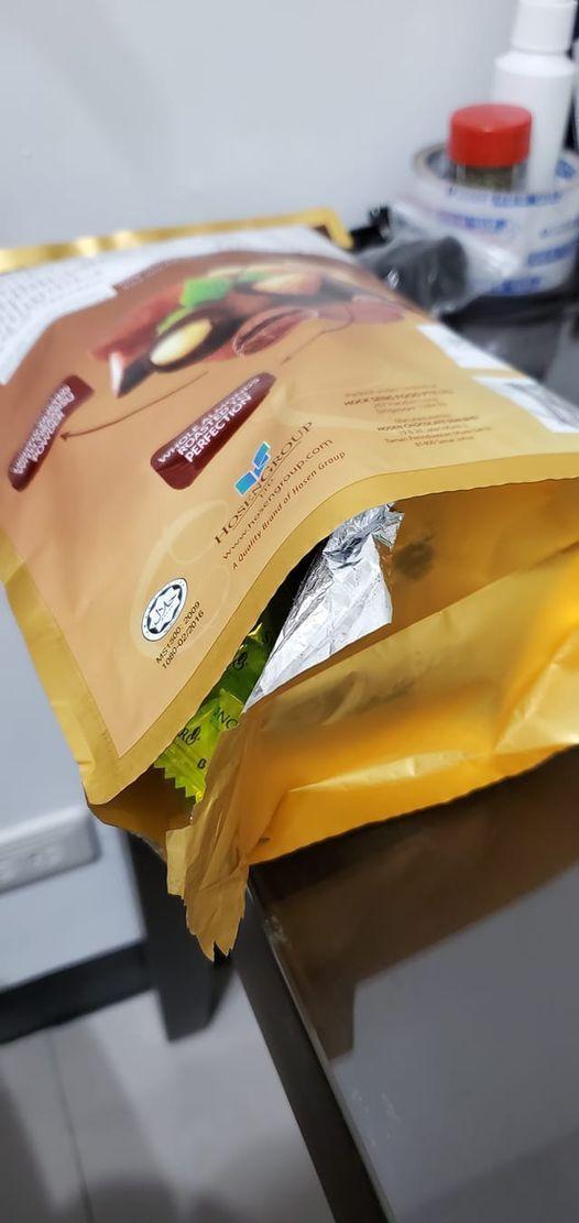 一名網友發文抱怨從好市多買回家的商品包裝被人惡意破壞,許多苦主留言表示深有同感。圖/取自Costco好市多 商品經驗老實說