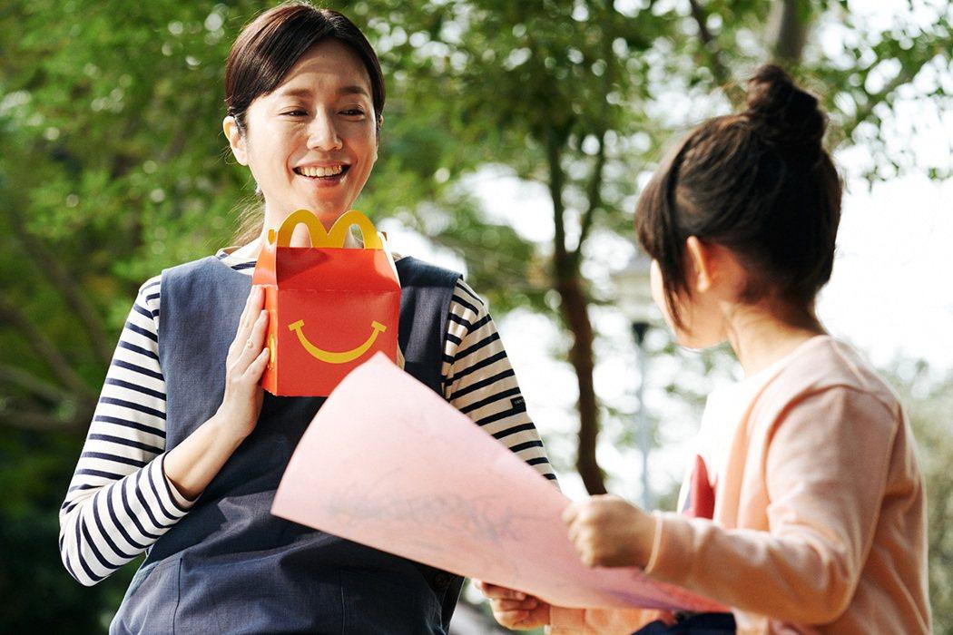 ▲麥當勞全新家庭品牌影片由金鐘導演林君陽操刀,風格溫馨動人。 圖/麥當勞 提供