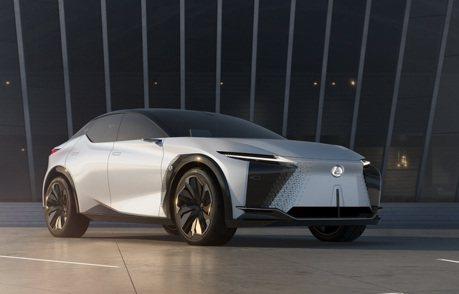 品牌電氣化開催!Lexus LF-Z Electrified Concept世界初公開