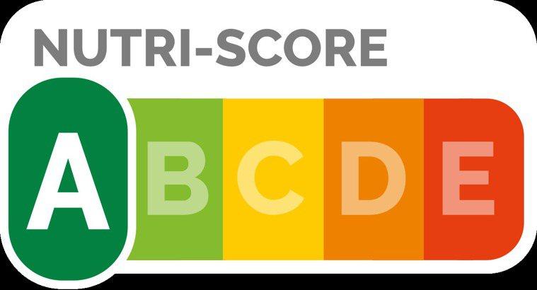 法國食品營養標示制度Nutri-score利用從紅綠燈延伸的5色標籤,希望讓消費...