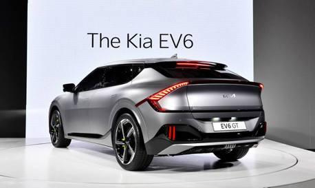 超越年販目標、長里程版大受歡迎 全新Kia EV6預訂首日接單破2.1萬張!