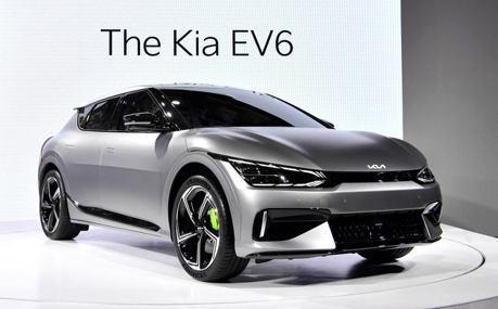影/零百只要3.5秒、史上最強起亞誕生 全新Kia EV6純電動車正式發表!