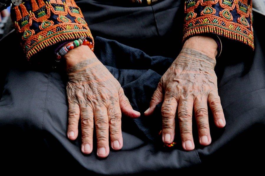 原住民族的健康議題需要怎麼樣的翻譯?示意圖,非本文所指當事人。 圖/中新社