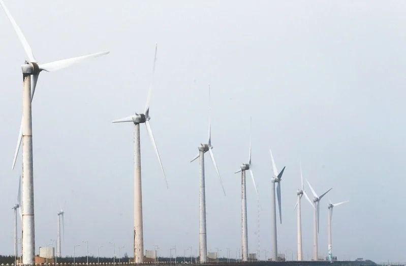 離岸風電。聯合報系資料照