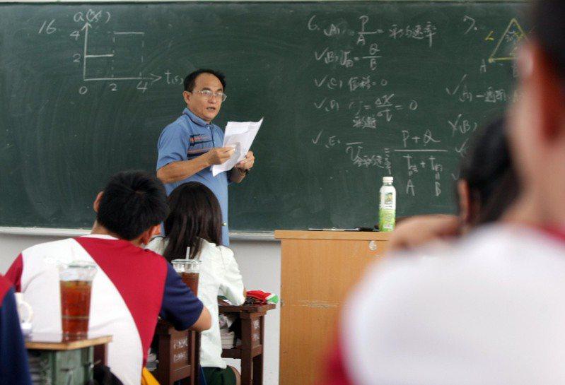 根據教育部高教司調查,在所有素養能力中,大學教授最想在學習歷程檔案看見解決問題的能力。圖/聯合報系資料照片