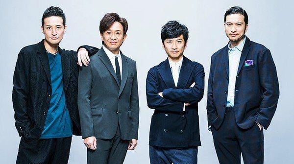 長瀨智也(右1)今日正式退團。圖/摘自傑尼斯官網
