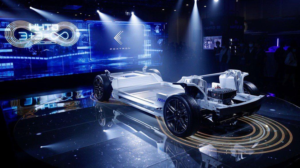 鴻海看好電動車可望在2023年實現效益,早於原訂的2024年至2025年。路透