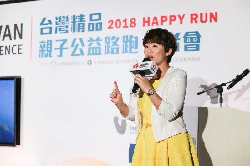 新任觀光旅遊局長由台中資深媒體人韓育琪接任。圖/台中市政府提供