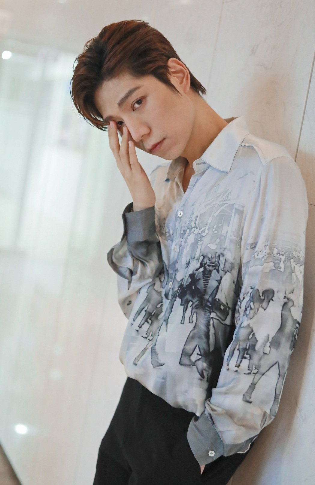 星光1班歌手潘裕文即將於4月23日舉行「讚聲30」演唱會。圖/寬宏藝術提供
