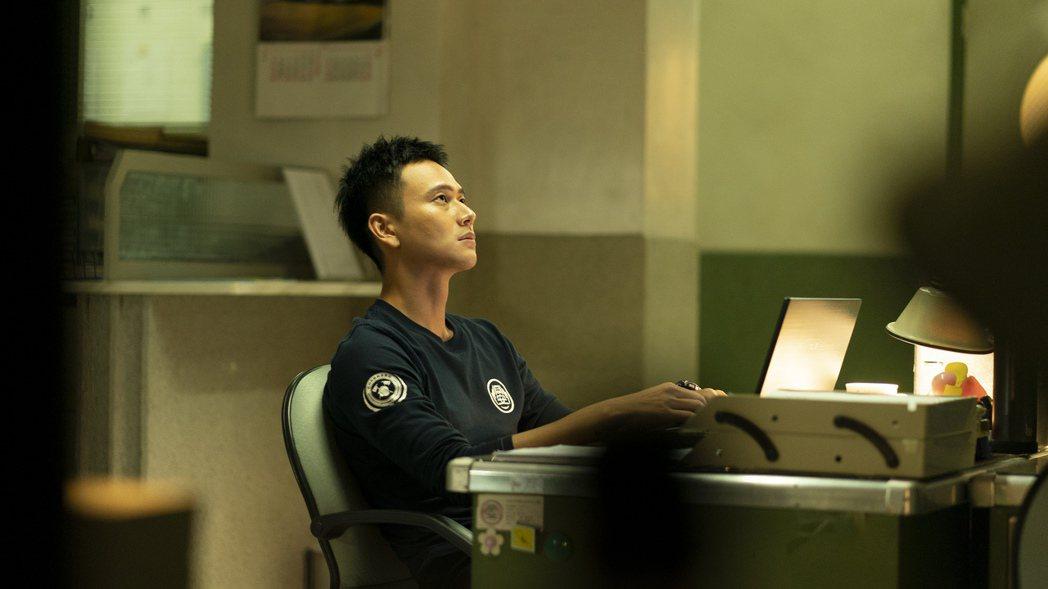 劉冠廷分享:「在做角色功課時有種回想到學生時代的感覺。」圖/公共電視、myVid...